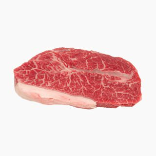 Cattle, Beef, Japanese beef cattle (chuck, lean and fat, raw)