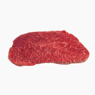 Cattle, Beef, Japanese beef cattle (chuck, lean, raw)