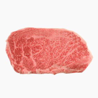 Cattle, Beef, dairy fattened steer (chuck loin, lean, raw)