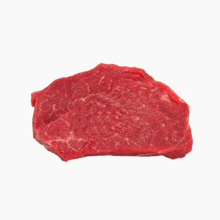 Cattle, Beef, dairy fattened steer (inside round, lean, raw)