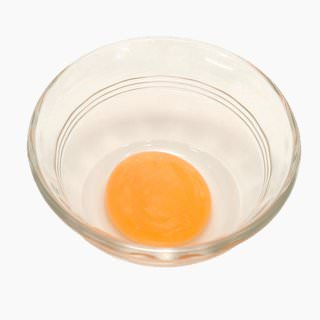 Hen's egg (yolk, raw)