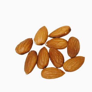 Almond (oil-roasted and salted)
