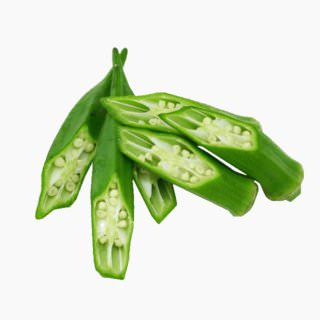 Okra (pods, raw)