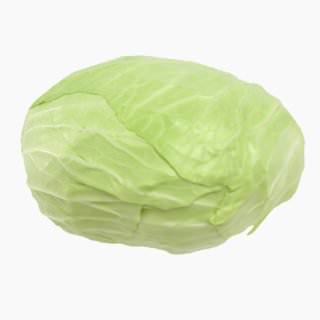 Cabbage (head, raw)