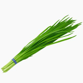 Chinese chive (leaves, boiled)