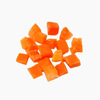 Carrot, regular (root, frozen)