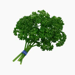 Parsley (leaves, raw)