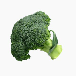 Broccoli (inflorescence, boiled)