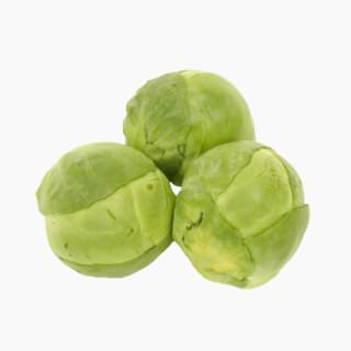 Brussels sprout (head, boiled)