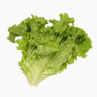 Leaf lettuce (leaves, raw)