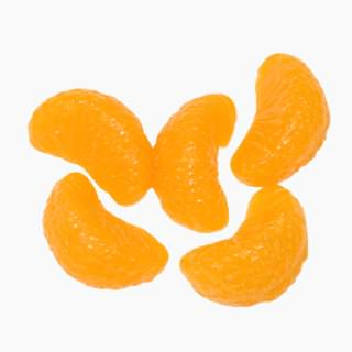Satsuma mandarin (canned in light syrup, solids)